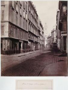 marville 8e et 9e - rue saint-lazare de la rue taitbout