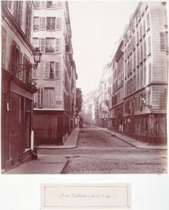 marville 8e et 9e - rue taitbout de la rue saint-lazare