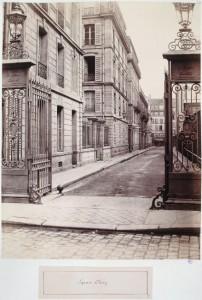 marville 8e et 9e - square clary de la rue neuve-des-mathurins
