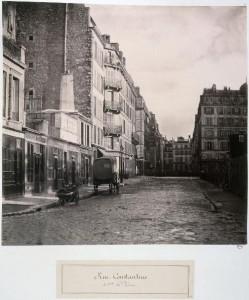 Rue Constantine du boulevard du Palais de Justice