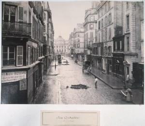 Rue de Constantine de la rue d'Arcole