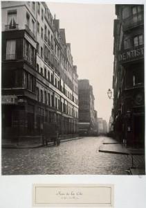 Rue de la Cité du quai aux Fleurs