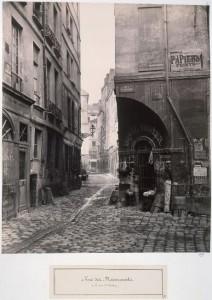 Rue des Marmousets de la rue Saint-Landry