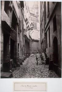 Rue du Haut-Moulin de la rue de Glatigny