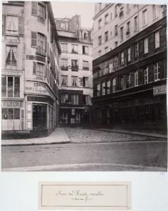 Rue du Haut-Moulin de la rue de la Cité ou du quai aux Fleurs