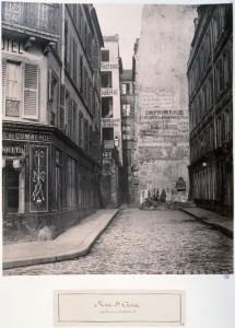 Rue Sainte-Croix de la rue de Constantine
