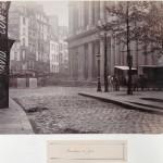 Carrefour du Jour, vue prise de la rue Vauvilliers vers la rue du Jour