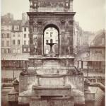 Fontaine des Innocents, Place Joachim du Bellay