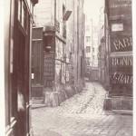 Impasse des Bourdonnais de la rue de la Limace