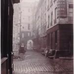 Rue au Lard de la rue des Bourdonnais