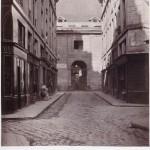 Rue Babille de la rue d'Orléans-Saint-Honoré