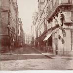 Rue Coquillière de la rue Jean-Jacques Rousseau