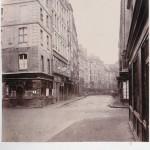 Rue de la Ferronnerie de la rue de la Reynie