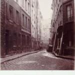 Rue de la Limace de la rue des Bourdonnais