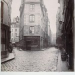 Charles Marville (1860s) - Rue de la Petite Truanderie et de la Grande Truanderie