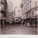 Rue de la Réale de la rue Rambuteau en direction de la rue de la Grande Truanderie