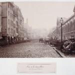 Rue de la Tonnellerie de la rue de la Poterie