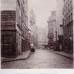 Rue de l'Aiguillerie de la rue des Lavandières