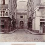 Rue de Vannes de la rue Vauvilliers