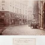 Rue de Viarmes et Observatoire de Cathérine de Medicis
