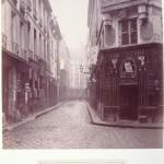 Rue des Deux-Écus de la rue du Four