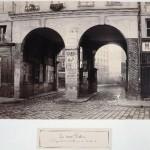 Rue des Deux-Portes de la rue des Innocents