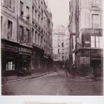 Rue des Fourreurs de la rue Sainte-Opportune