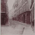 Rue d'Orléans-Saint-Honoré de la rue Babille