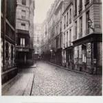 Rue du Four, côté regardant la rue Saint-Honoré