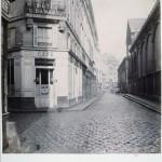 Rue du Four, côté regardant Saint-Eustache