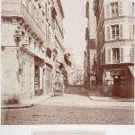 Rue Jean-Jacques Rousseau de la rue Coquillière