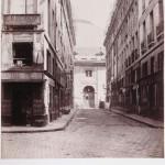 Rue Mercier de la rue Grenelle-Saint-Honoré