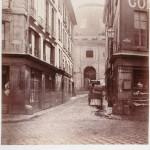 Rue Oblin de la rue du Jour