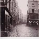 Rue Saint-Honoré de la rue de la Ferronnerie vers l'ouest