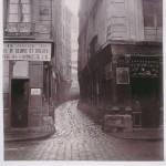Rue Tirechappe de la rue Saint-Honoré