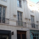 11 rue de Sévigné, approximate location of Thénardier's escape from La Force