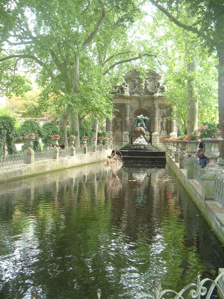 The jardin du luxembourg carpe horas for Jardin du luxembourg