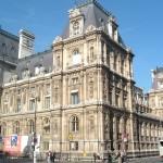 The Hôtel de Ville (Paris City Hall)