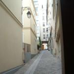 Passage des Postes, adjacent to the Rue Lhomond