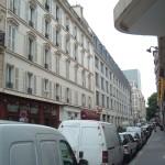 Rue Traversière